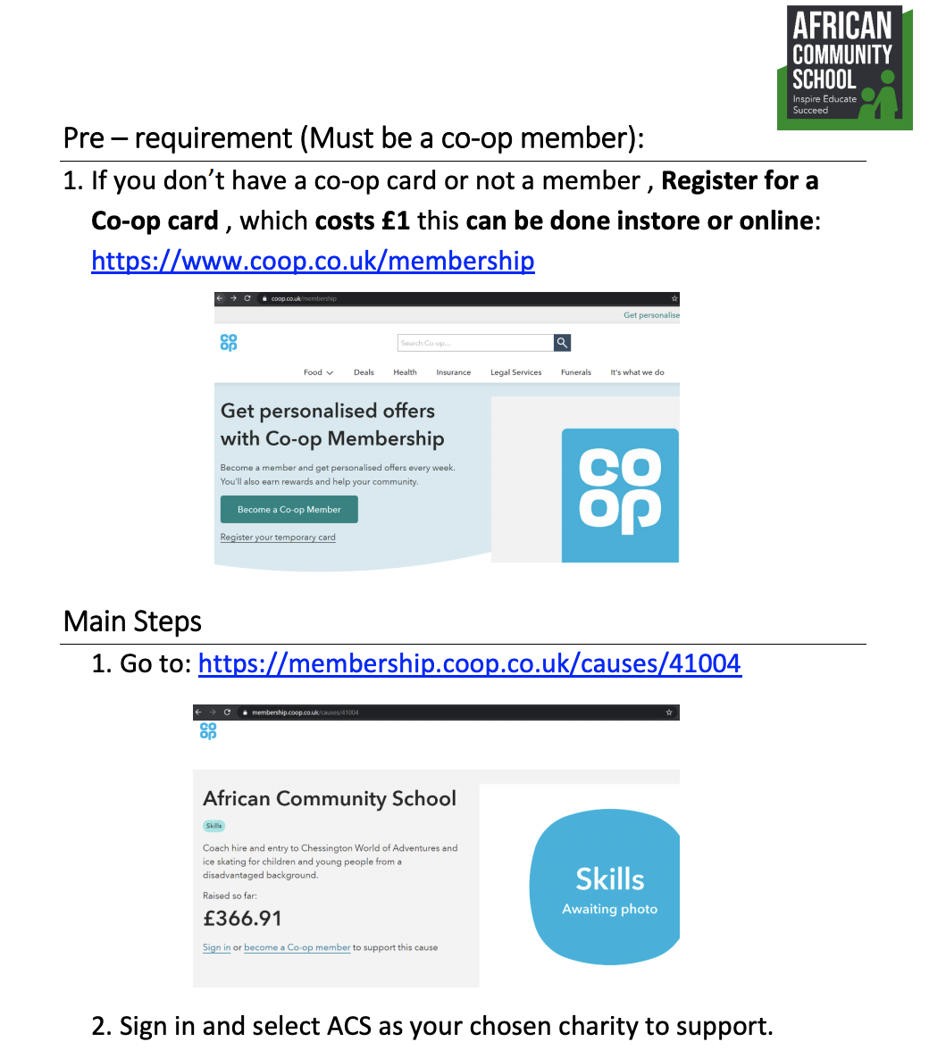 acs-co-op-fund-how-to-sign-up